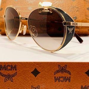Rich MCM Brand Sunglass Style MCM129S Colo 739